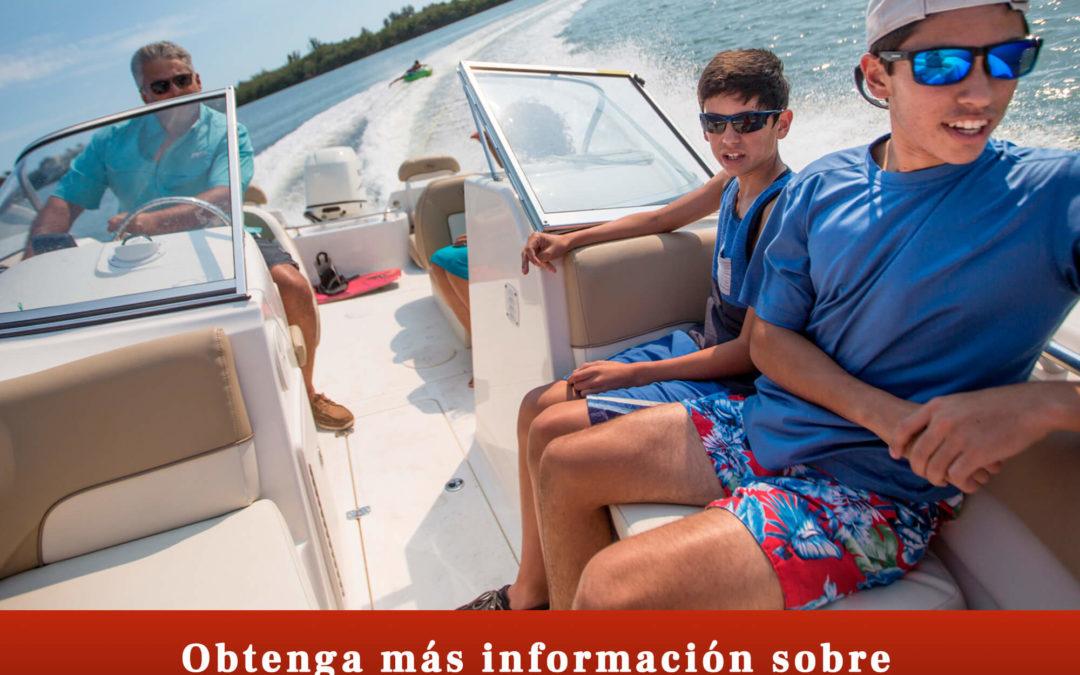 Obtenga más información sobre las lesiones más comunes en embarcaciones